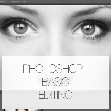 Video : Basic photoshop