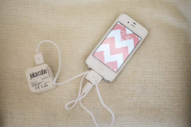 JUICE iPhone charger review