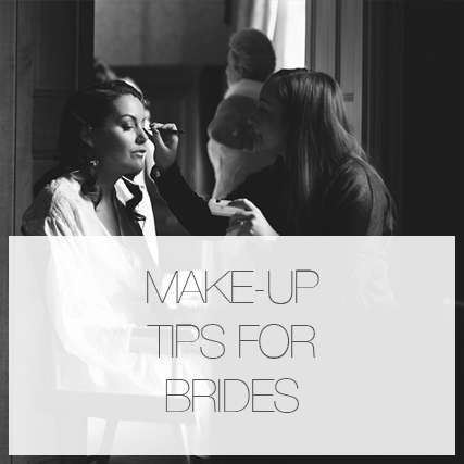 Make-up tips for Brides