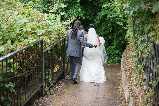 Chris and Davina – WEDDING