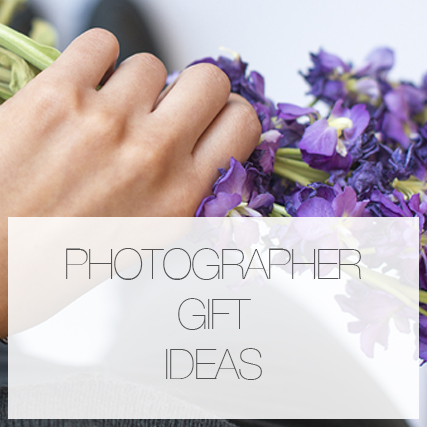 Things to buy a photographer for Christmas