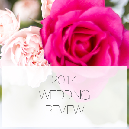 2014 wedding review