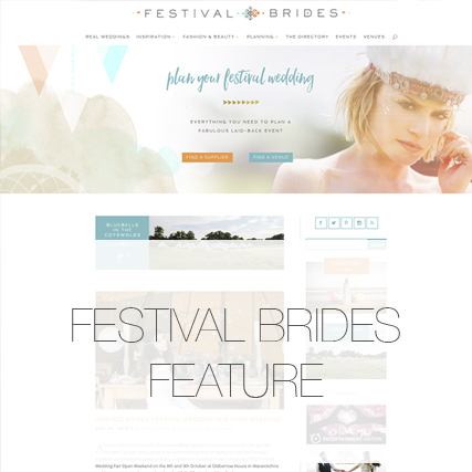 Festival Brides / Oldberrow Wedding Fair