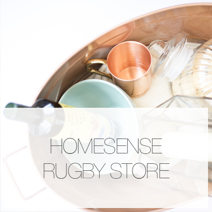Homesense at Elliot's Field in Rugby