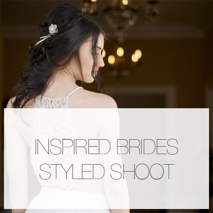 Inspired Brides styled shoot