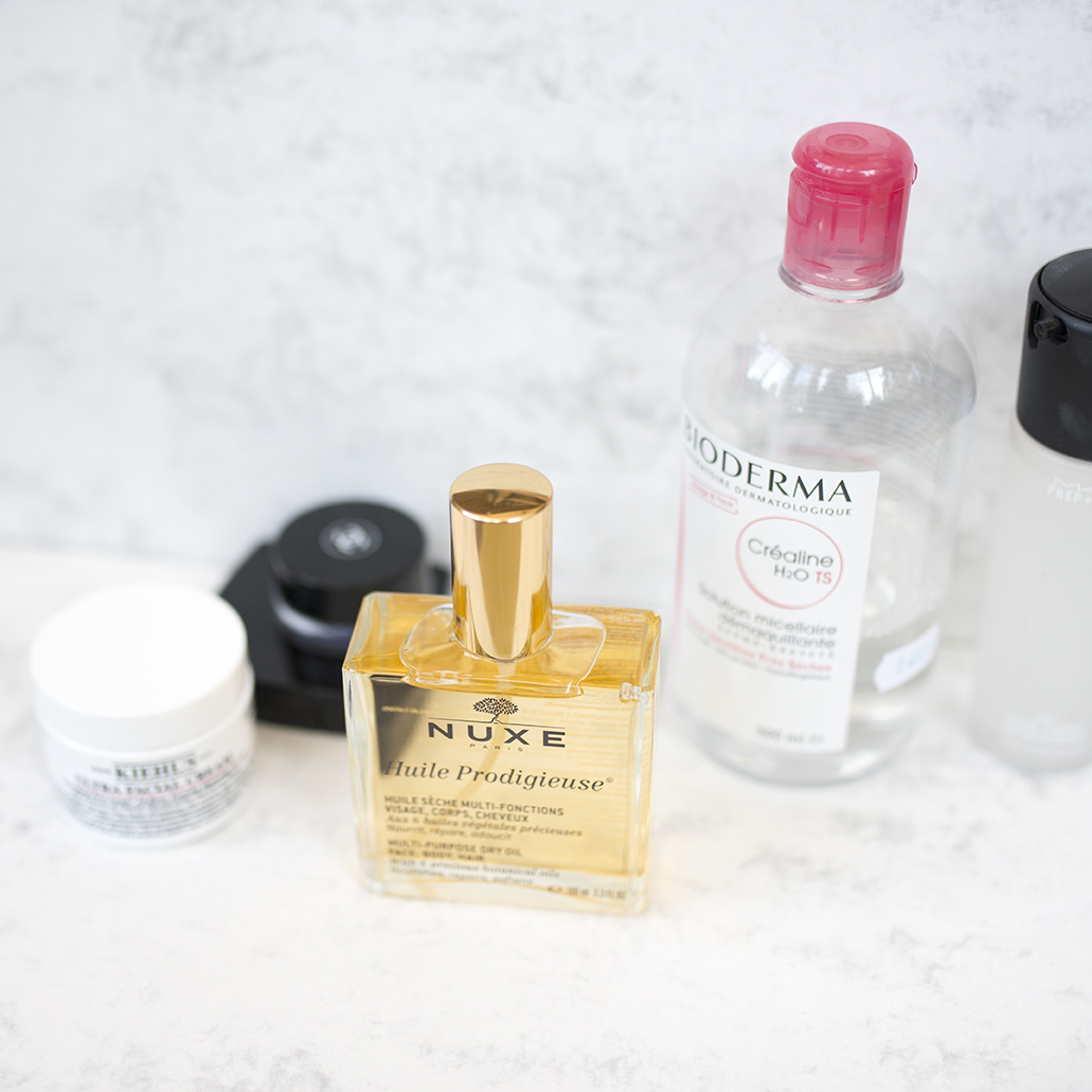 Currently Loving : Nuxe Oil