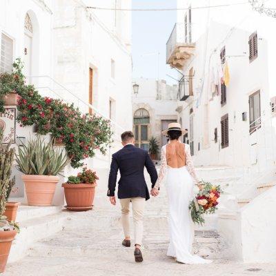 Natasha and Nigel – LA SOMMITA, Ostuni, Italy