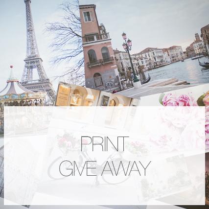 Print give-away!