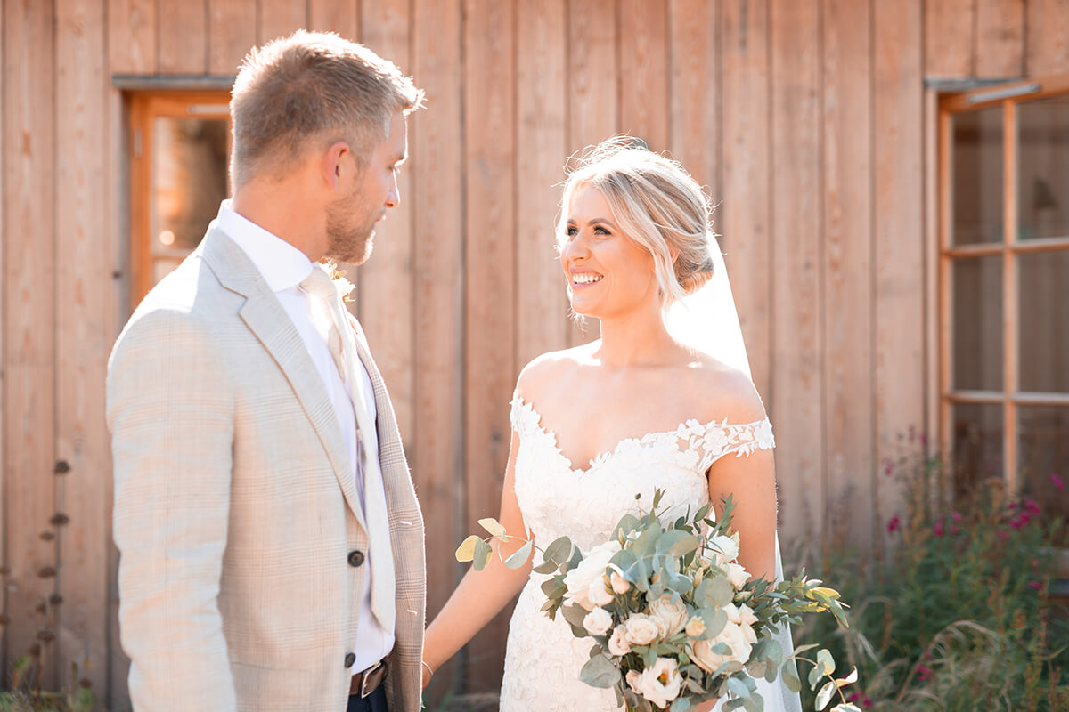 Sunny September weddings