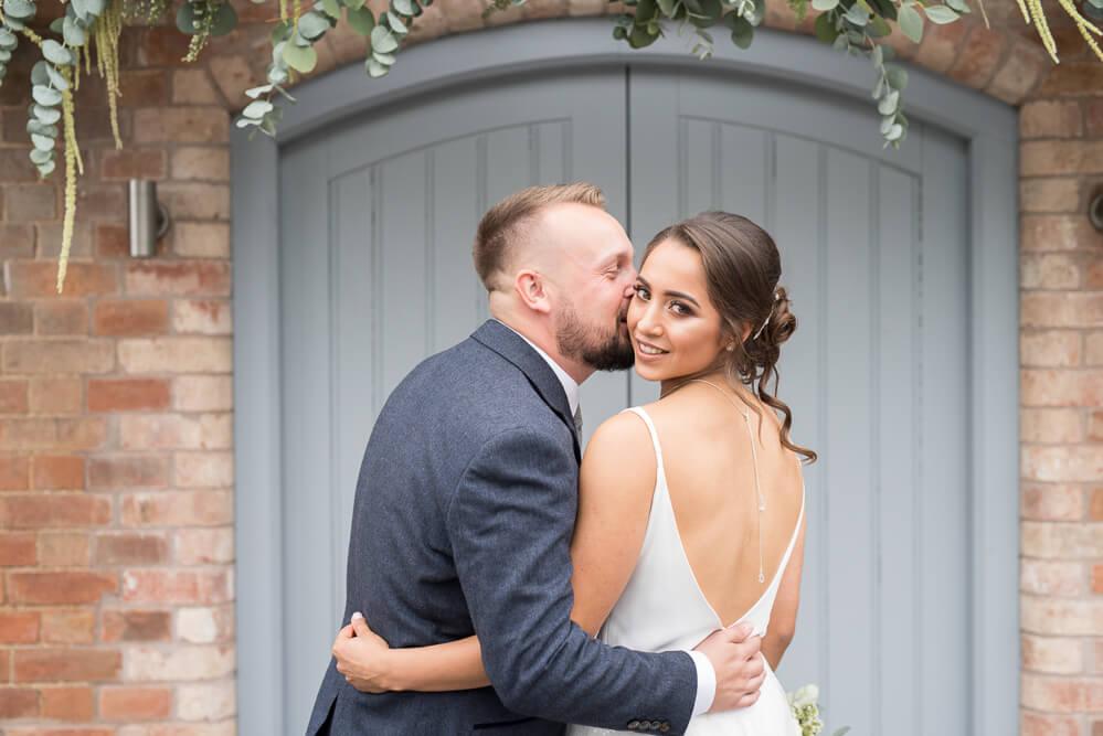 Swallows Nest wedding photographer