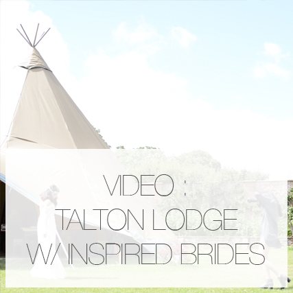 TALTON LODGE : Behind the scenes video