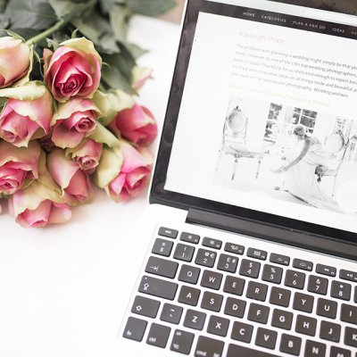 TOP 50 UK WEDDING BLOGGERS