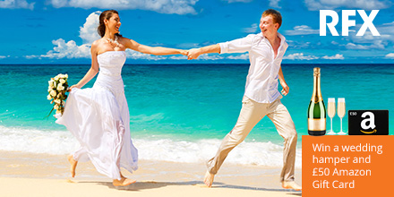 Destination weddings.. and you could win a wedding hamper!