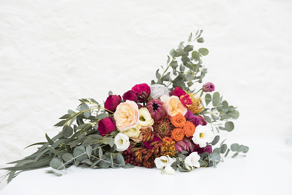 Ostuni, Italy wedding bouquet