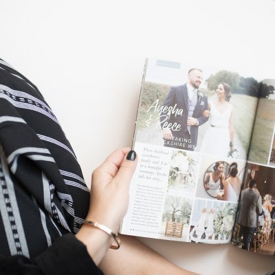 Love Our Wedding Magazine feature!